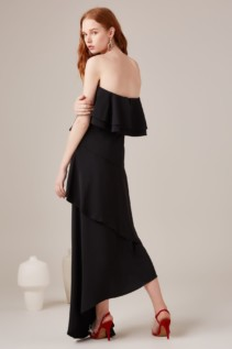 CMEO COLLECTIVE With You Black Gown 5