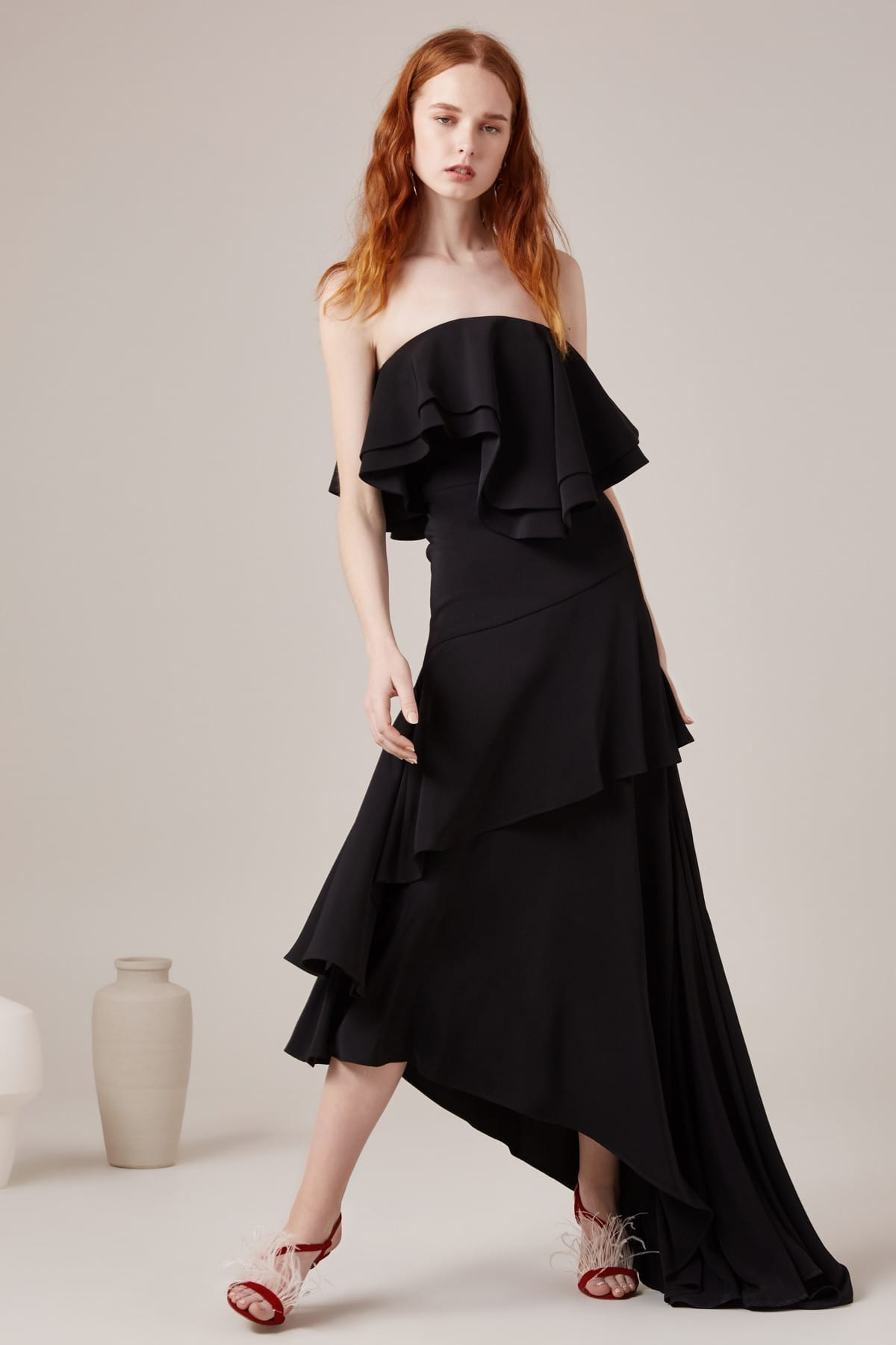 CMEO COLLECTIVE With You Black Gown