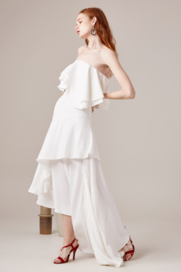 CMEO COLLECTIVE With You Ivory Gown 2