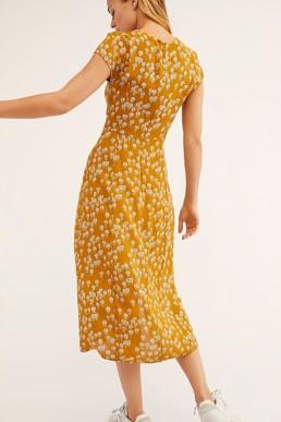 FREEPEOPLE Corrie Marigold Dress 2