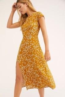 FREEPEOPLE Corrie Marigold Dress 4