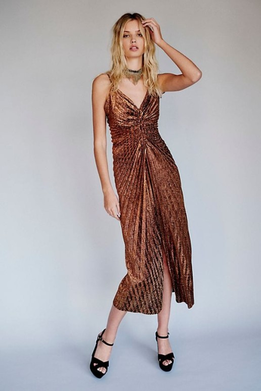 FREEPEOPLE Nikki's Limited Edition Multi Dress