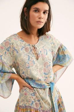 FREEPEOPLE Oasis Mini Multi Dress 5