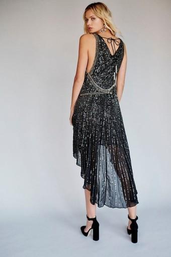 FREEPEOPLE Rowan's Limited Edition Black Dress 4