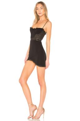 HOURS El Dorado Black Dress 2