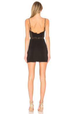 HOURS El Dorado Black Dress 3