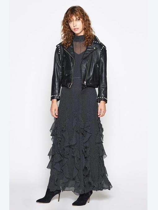 JOIE-Cordula-Silk-Black-Dress