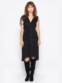 JOIE-Johnesha-Black-Dress