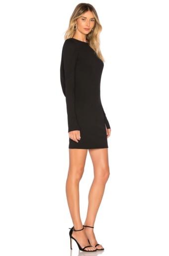 KATIE MAY Glisten Black Dress 2