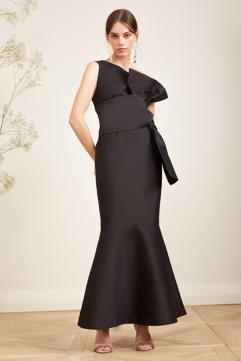 KEEPSAKE Retrograde Black Gown 4