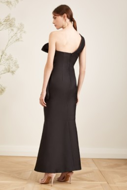 KEEPSAKE Retrograde Black Gown 5