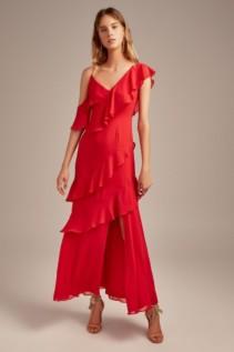 KEEPSAKE Run Free Red Gown 3