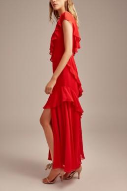 KEEPSAKE Run Free Red Gown 4