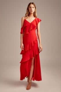 KEEPSAKE Run Free Red Gown