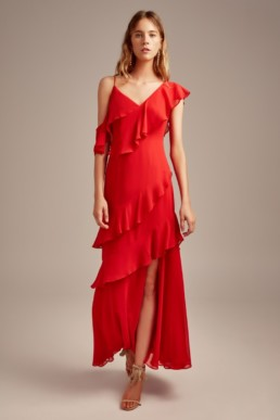 KEEPSAKE Run Free Red Gown