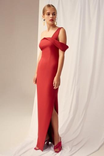 KEEPSAKE Shooting Star Red Gown