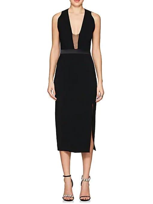 MANNING-CARTELL-Lucky-Seahorse-Sheath-Black-Dress