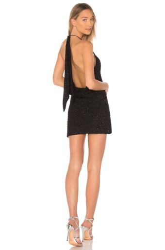 NBD Flora Black Dress 2