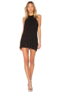 NBD Flora Black Dress
