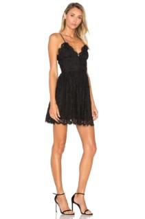 NBD Give It Up Black Dress 2