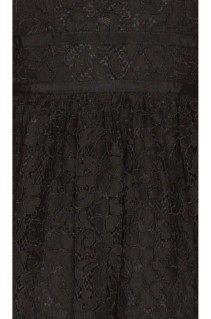 NBD Give It Up Black Dress 4