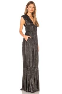 SABINA MUSAYEV Tyler Black Dress 2