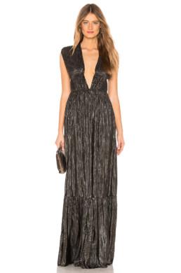 SABINA MUSAYEV Tyler Black Dress