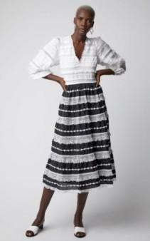 ULLA-JOHNSON-Charline-Lace-Midi-Multi-Dress