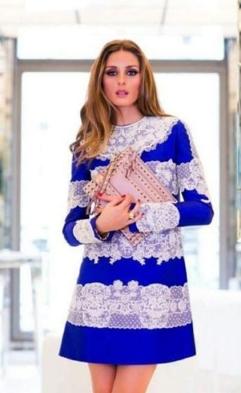Feel Like A Modern Day Style Icon In Olivia Palermo Dresses