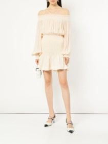 ALICE MCCALL You're The Best Beige Dress