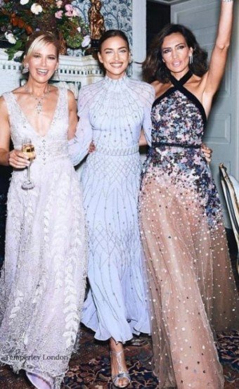 Dazzle The Crowd In Winter Ball Gowns