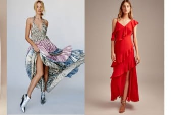 Explore Luxurious Layers In Tiered Dresses