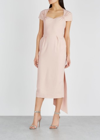 STELLA MCCARTNEY Amal Pink Dress
