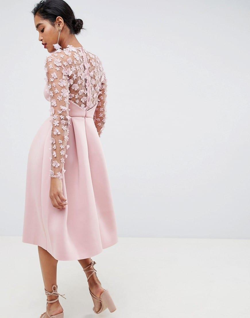 71b3dc09e69 3d Floral Dress Asos - Gomes Weine AG