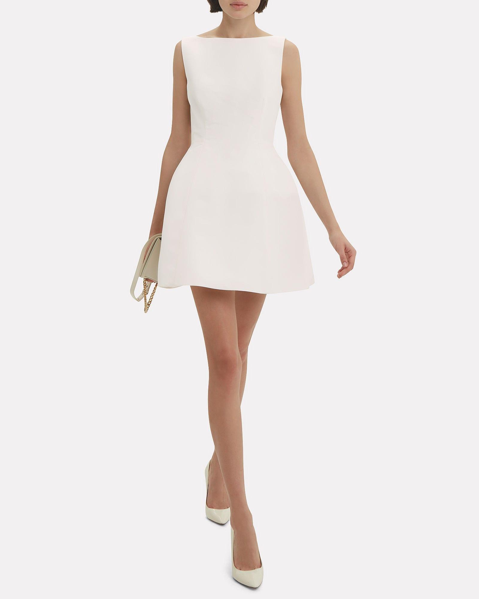 Bubble white dress foto