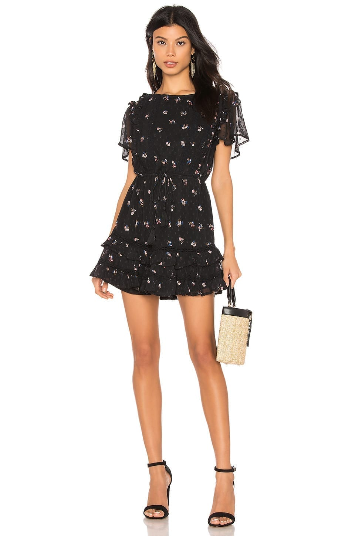 CLEOBELLA Freesia Black Dress