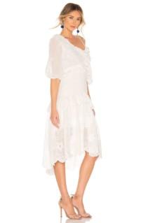 ELLIATT Manor White Dress