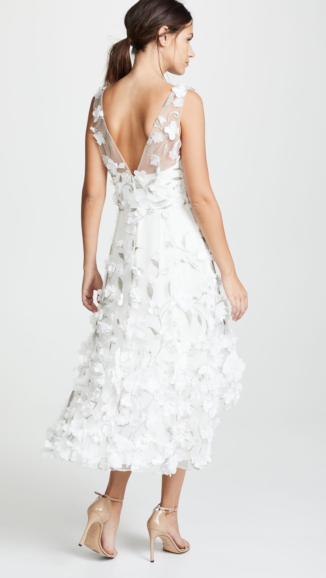 Ivory Cocktail Dresses