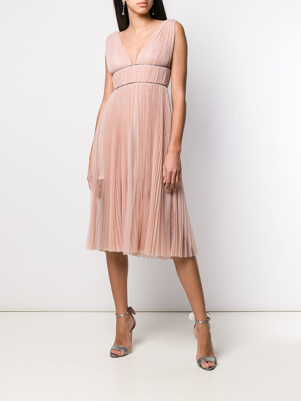 MARIA LUCIA HOHAN Kylie Nude Dress