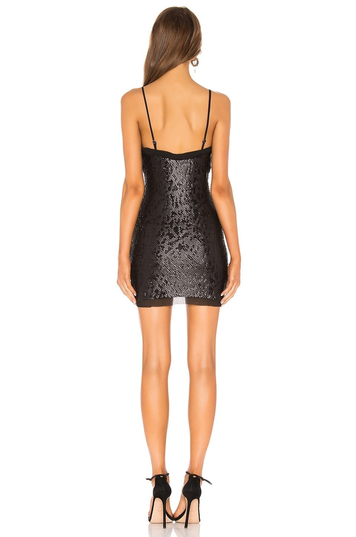 NBD Vasily Mini Black Dress