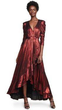 RETROFETE Flora Red Dress