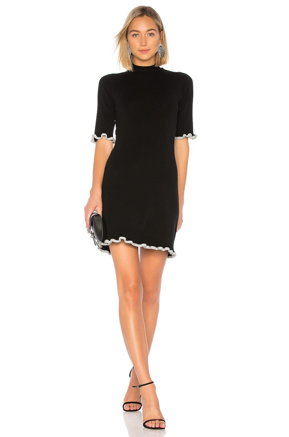 SEE BY CHLOE Mini Black Dress