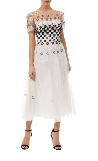 TEMPERLEY LONDON Splendour White Gown