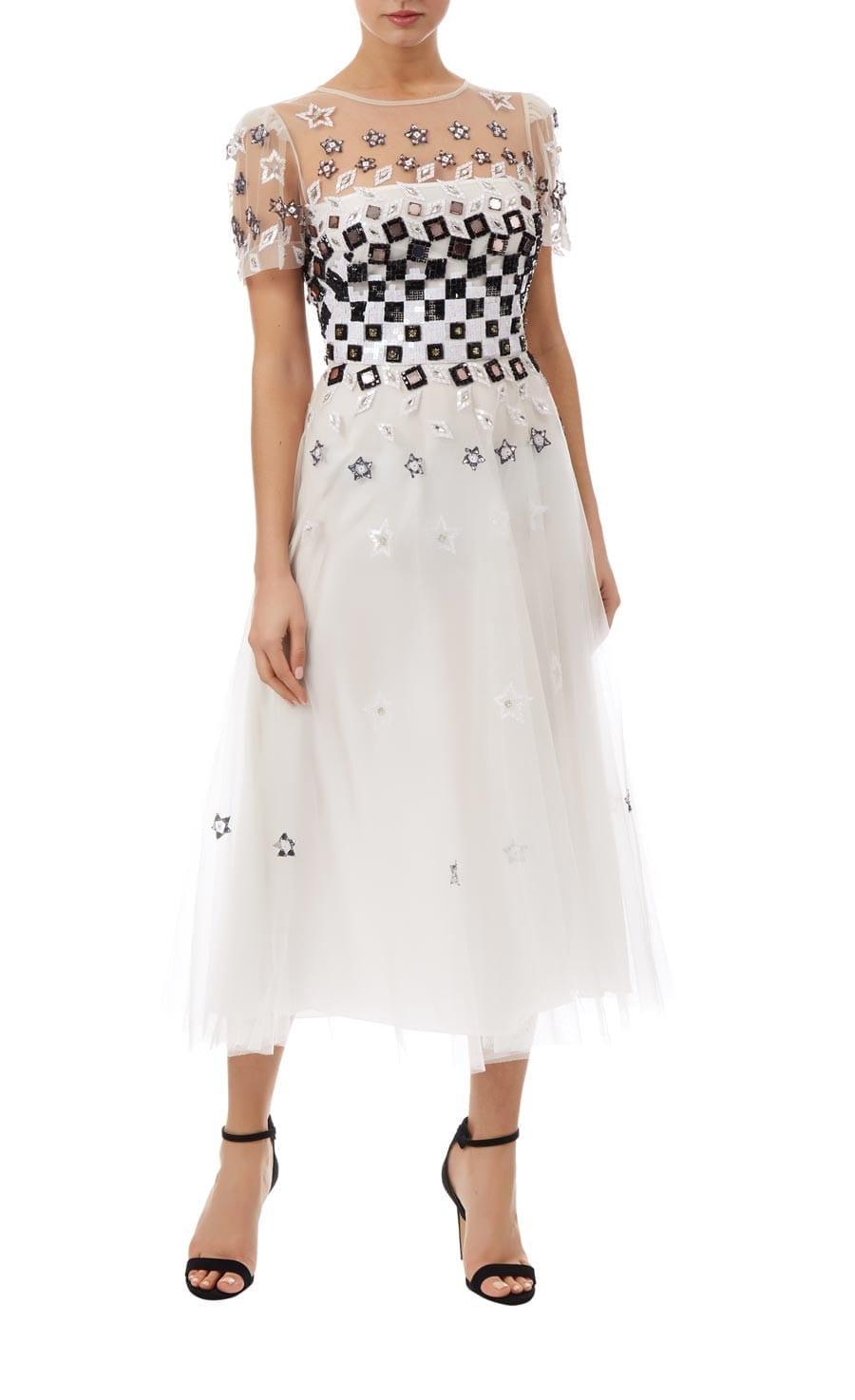 TEMPERLEY LONDON Splendour White Gown