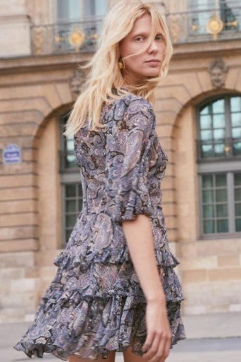 Signature Prints And Romantic Silhouettes ... Discover Rebecca Taylor Dresses