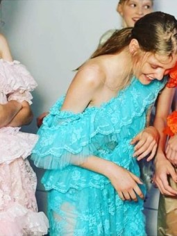Be Effortlessly Contemporary in Preen by Thornton Bregazzi Dresses