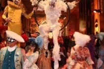 Elegant Party Dresses To Rock The Venice Carnival