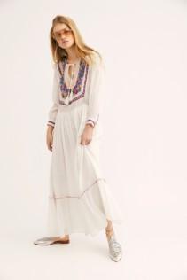 ANTIK BATIK Lovi Multicolored Dress