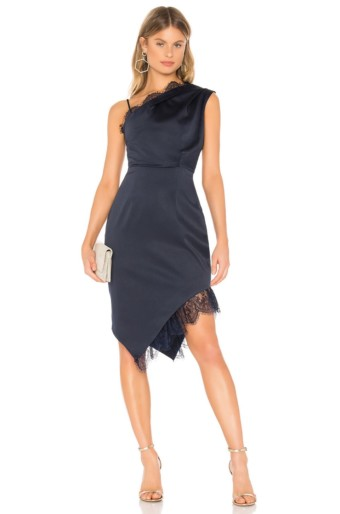 ELLIATT Pristine Navy Dress