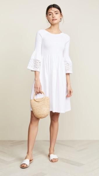 M.PATMOS Stella White Dress